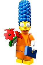 LEGO Minifigures Series 2 the Simpsons 71009 Marge Simpson Date night Flowers