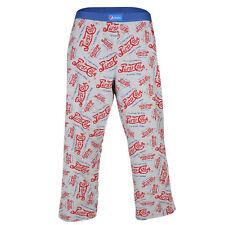 Official Pepsi Cola 7Up Soft Drink Mens Lounge Pants Pyjama Bottoms