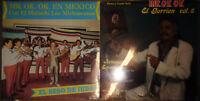 Two Mr. OK OK  vinyl LPs - SEALED : En Mexico & El Gorrion, Vol. 6.