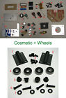 Ghost Trap Cosmetic & Wheels Upgrade Kits for your Spirit Halloween Ghostbusters