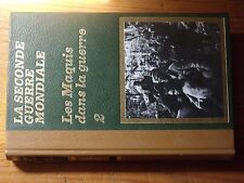 $$$ Livre Ed FamotLa Seconde Guerre MondialeLes Maquis dans la guerre 2