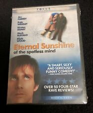 Eternal Sunshine of the Spotless Mind (Dvd, 2004, Widescreen) New (Sealed)