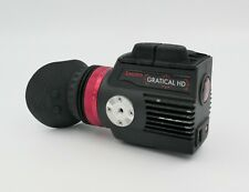 Zacuto Gratical HD EVF Electronic Viewfinder MINOR BURN IN Micro OLED