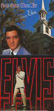 LOT DE 2  CDS ELVIS PRESLEY- HOW GREAT THOU ART /NBC TV SPECIAL- 1967-1968-BMG