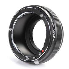 Nikon AI lens to Micro 4/3 G1G2 G3 GH1 GH2 GF1 GF2 E-P1 E-P2 E-PL1 E-PL2 Adapter
