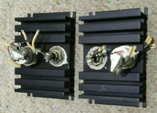 Two Industrial Power Semiconductors 2 Rectifiers Heat Sink Mounted