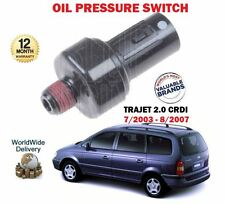 FOR HYUNDAI TRAJET MPV 2.0DT CRDi 7/2003-8/2007 NEW OIL PRESSURE SWITCH