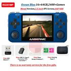 Anbernic RG351MP Portable Game Player Pocket Game Console RK3326 64G 2400 Games