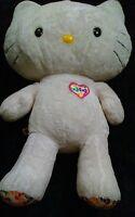 Hello Kitty 35th Anniversary  Build A Bear Limited Edition Babw No Bow