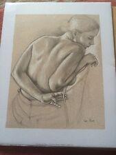 Nadege BRACCIO 113 art print by Van Hove, Francine 30 CM x 24 cm muro decor casa
