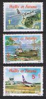 Wallis and Futuna Transport 3v 1979 ** MNH SG#307-309 SC#C87-C89