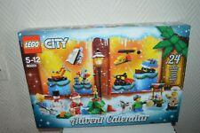 Lego City Calendrier de L'avent 2018 #60201