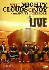 Mighty Clouds Of Joy - In The House Of The Lord - New Factory Sealed DVD