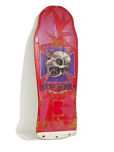 Powell Peralta TONY HAWK OG 1980's Vintage Skateboard Bones Brigade Birdhouse