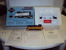 HO Scale Proto 2000 8815 B&O Chessie System SW9 Diesel Switcher Locomotive #5256