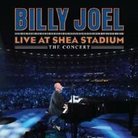 "BILLY JOEL ""LIVE AT SHEA STADIUM"" BLU RAY NEU"