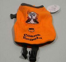 Doggie Count Dagula Shirt Orange  Size S