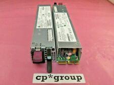 LOT OF 2 HP DL320 G6 400W Server Power Supply 532478-001 532092-B21 509008-001