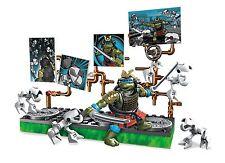 Mega Construx Teenage Mutant Ninja Turtles Samurai Leonardo Battle Pack New
