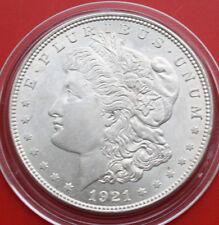 USA-Amerika: 1 Morgan Dollar 1921 Philadelphia .900 Silber, KM# 110, #F 2368
