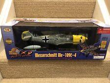 Ultimate Soldier XD 1:18 Messerschmitt Me-109E-4, Galland, Stab JG/26, No. 10000