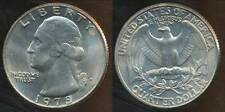 United States, 1978-D Quarter, 1/4 Dollar, Washington - Uncirculated