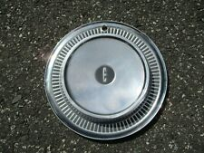 One factory 1959 1960 Edsel 14 inch hubcap wheel cover