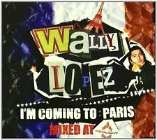 WALLY LOPEZ = coming to PARIGI = 2cd = House riproduce Deluxe!!!