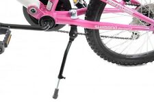 "Ammaco 16""-20"" Wheel Kids Folding Bikes Junior Adjustable Propstand Alloy Black"