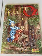 The Forgotten Forest Of Oz SC Graphic Novel ERIC SHANOWER First Comics