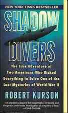 SHADOW DIVERS Robert Kurson - SCUBA DIVERS DISCOVER SUNKEN WORLD WAR II NAZI SUB