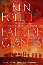 Fall of Giants - Good Book Follett, Ken