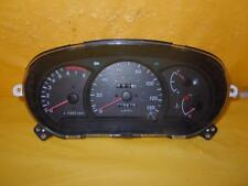 00 01 02 Accent Speedometer Instrument Cluster Dash Panel Gauges 118,678