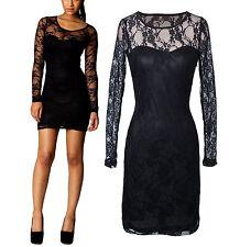 Damenkleider aus Spitze für Clubwear-Anlässe