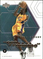 2001-02 Upper Deck Pros and Prospects ProActive #PA1 Kobe Bryant - NM-MT