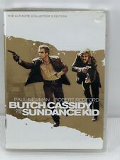 Butch Cassidy and the Sundance Kid 2009 2-Disc Dvd Set Collectors Edition