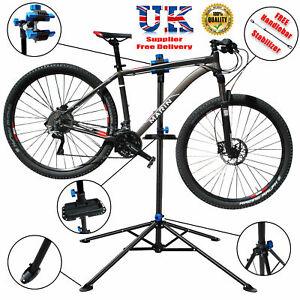 Adjustable Bicycle e Bike Repair Stand Cycle Maintenance Mechanic Workstand Rack