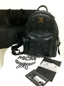 MCM Stark Backpack (Mini) - Authentic