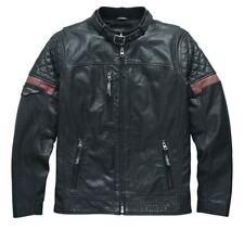 97165-17VM Harley-Davidson Mens Varick Quilted Leather Jacket 2XL
