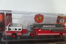 Code 3 City of Baltimore Cast Tractor Drawn Aerial Ladder Truck