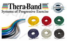TheraBand Tubing Exercise Resistance Yoga Physio Band Genuine Thera-band (1.5m)