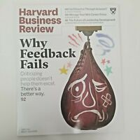 Harvard Business Review Magazine HBR March/April 2019 - Physical Copy