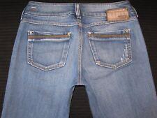 Diesel Jeans Womens Ronhar Bootcut Wash 71Y Soft Stretch Denim Sz 27