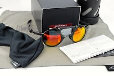 OAKLEY OO6019-04 MADMAN Polarized Ruby Iridium Carbon Sunglasses