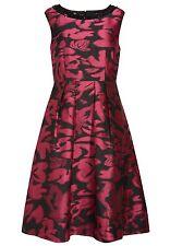 APART Abendkleid 42 Jacquardkleid Cocktailkleid Damenkleid schwarz 32553 104
