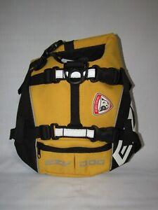 EZYDog DFD Dog Floatation Device Safety Vest Life Preserver XS Yellow