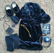 American Girl retired holiday 2000 Twilight outfit and accessories set