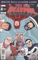 You Are Deadpool #4 MARVEL COMICS COVER B 1ST PRINT