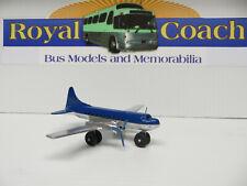 Rare1950 Era Tootsietoy Convair 340 / 440 Diecast 2-Engine Airplane - Excellent