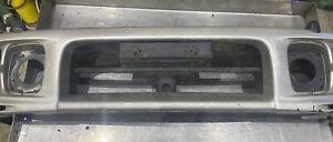 SUBARU IMPREZA TURBO CLASSIC GC8 REAR BUMPER silver